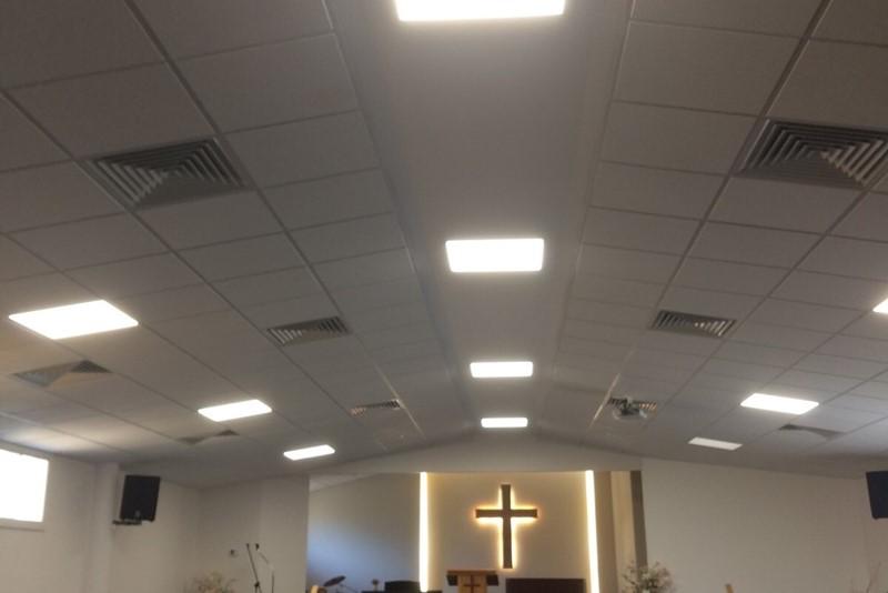ceiling tile contractor victoria