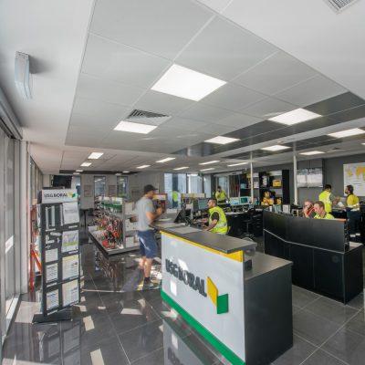 office renovation contractors melbourne
