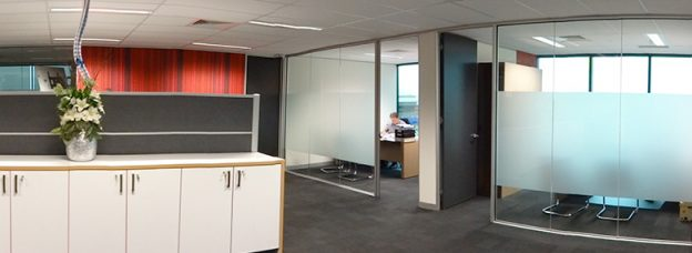 Metro Office Fitouts Completed work