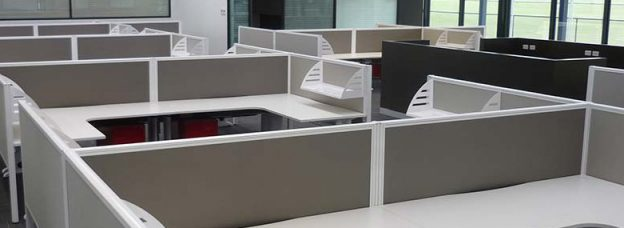 A image taken from our gallery of stock photos of Office Fitout Partitions