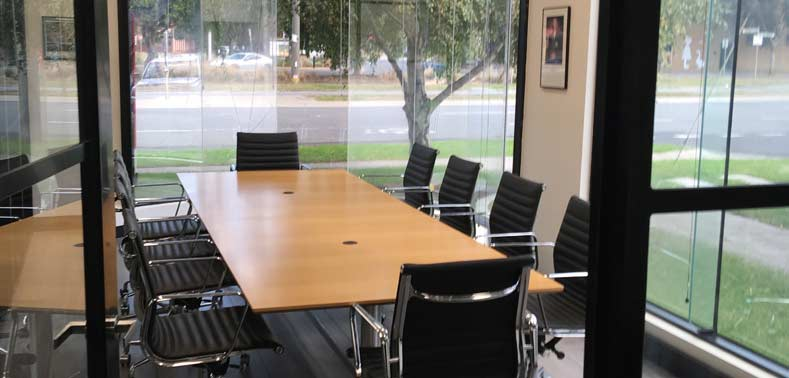 metro office fit outs melbourne
