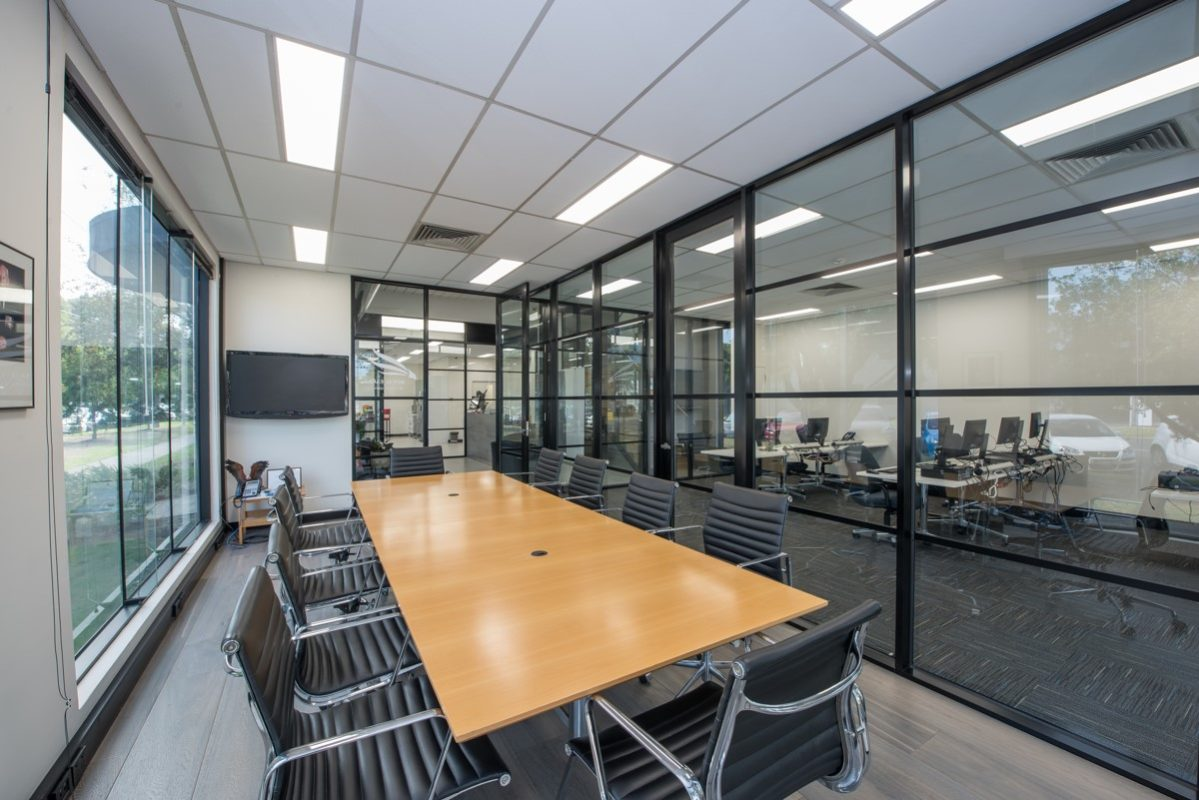 glass partition contractors melbourne