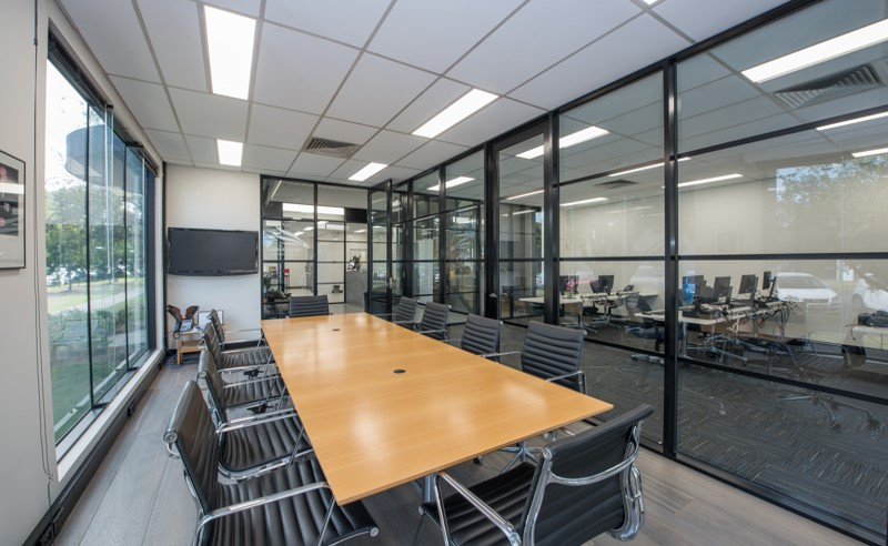 glass partition contractors victoria