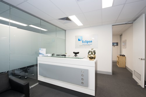 custom reception desk from metro office fitouts