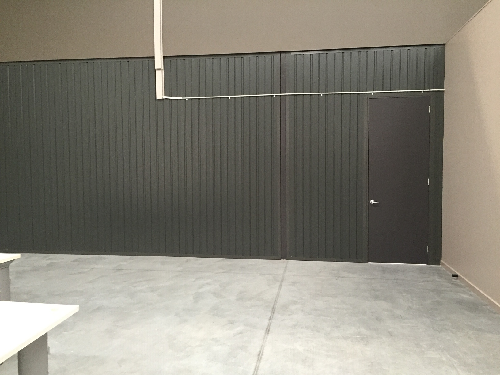 fire retardant walls